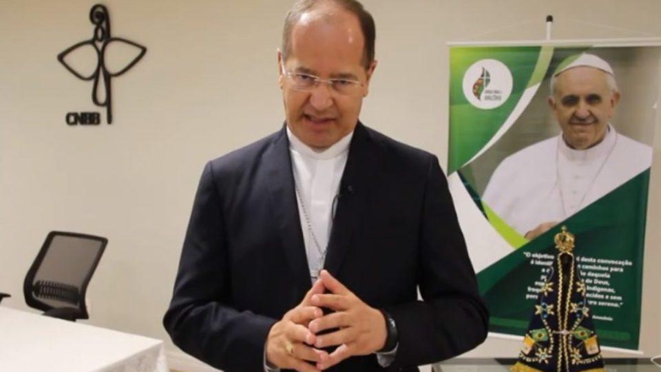 Presidente da CNBB, em vídeo, convida todos a conhecerem a Exortação Pós-Sinodal do Papa