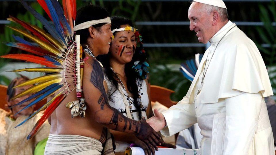 Conheça a Querida Amazônia, a Exortação do Papa por uma Igreja com rosto amazônico