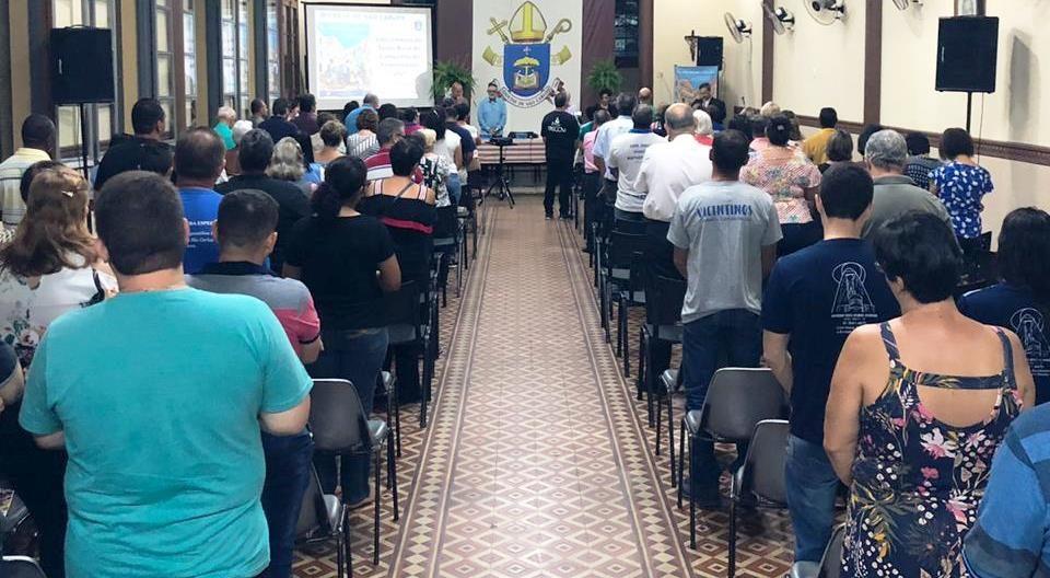 Lançamento da Campanha da Fraternidade no Vicariato Nossa Senhora do Patrocínio