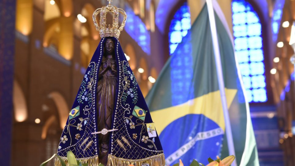 Oração a Nossa Senhora Aparecida nos dias atormentados pelo Coronavírus