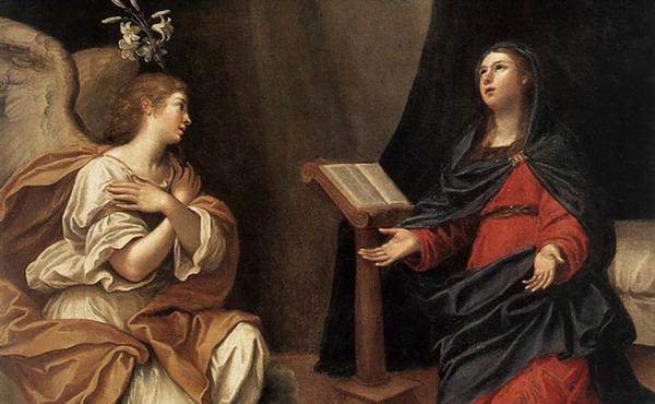 Momento Catequético: Anunciação do Senhor . Solenidade