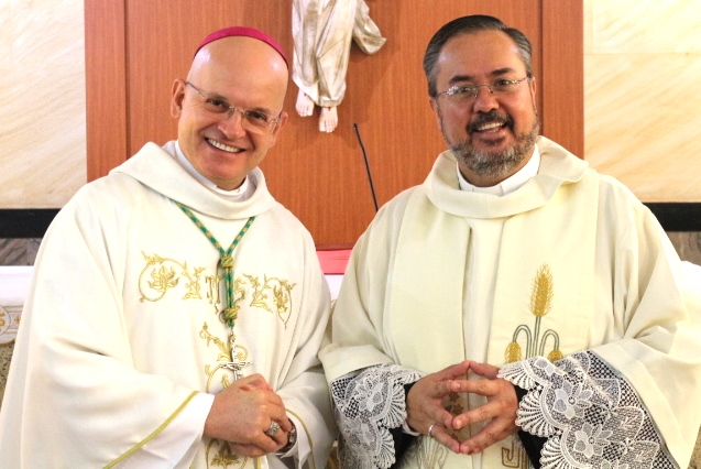 Padre Sandro Portela é empossado Vigário Episcopal das Novas Comunidades