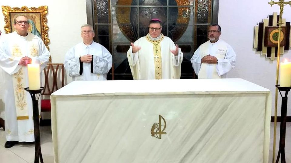 Seminário Maior São João Paulo II celebra centenário do nascimento de seu patrono