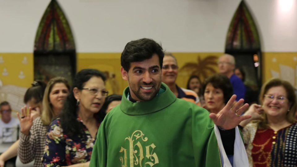 Padre Paulo Borges assumirá Santuário em Barra Bonita