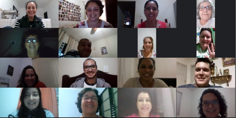 Formação para agentes da Pastoral da Inclusão aconteceu de forma virtual