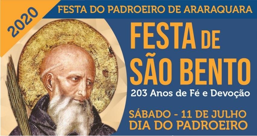 Padroeiro de Araraquara é celebrado neste sábado