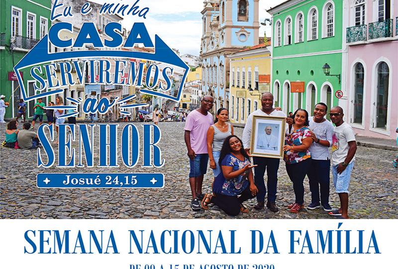 Confira a Programação da Semana da Família na Diocese de São Carlos