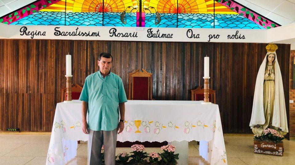 Padre Toninho completa 32 anos de sacerdócio