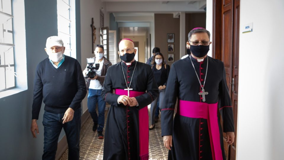 Novas instalações da Cúria Diocesana de São Carlos