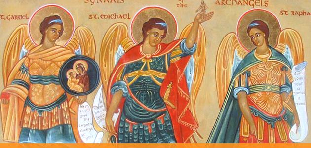 Momento Catequético: São Miguel, São Gabriel e São Rafael, Arcanjos . Festa