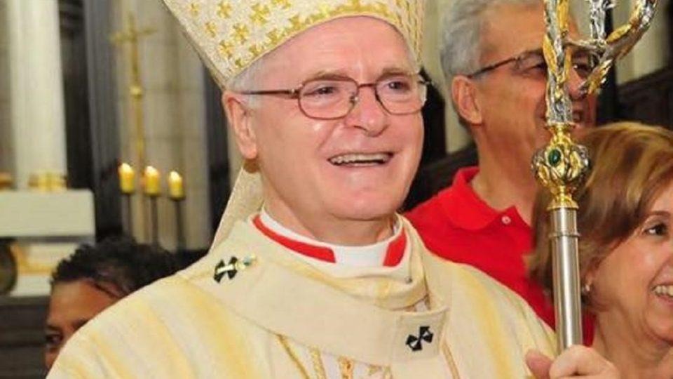Cardeal Dom Odilo Scherer envia congratulações ao Arcebispo Eleito