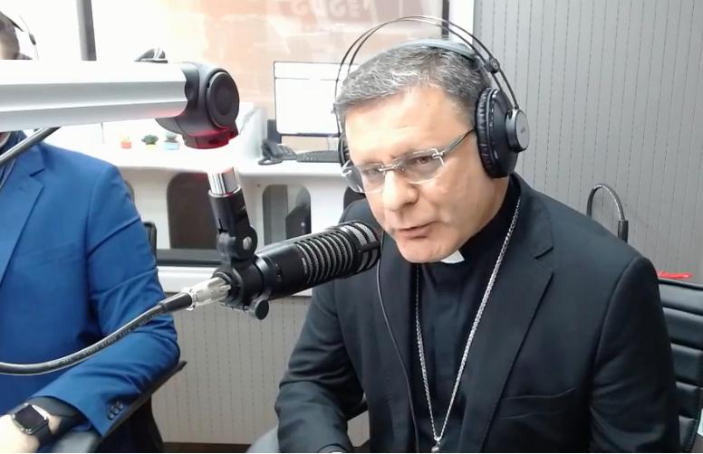 Dom Paulo Cezar participa de entrevista na SDS FM