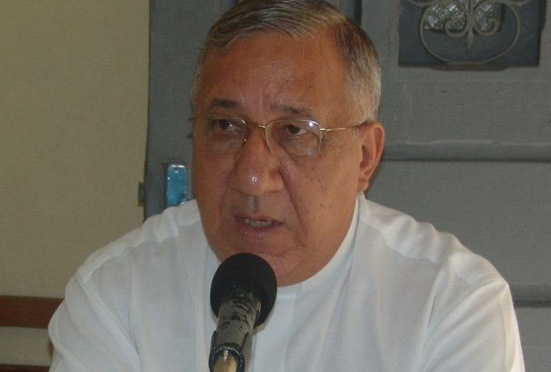 Do Distrito Federal Monsenhor Guedes envia felicitações ao Arcebispo Eleito