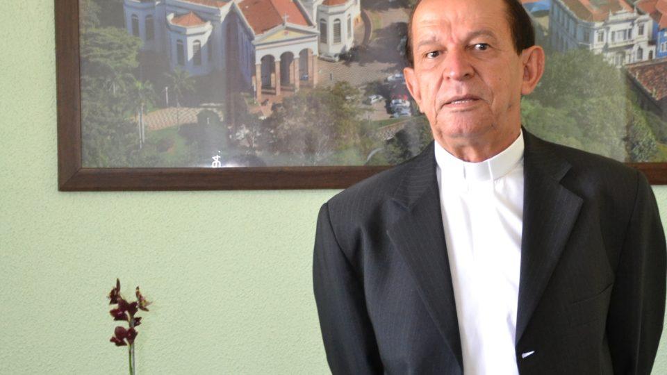 Dom Paulo Sergio Machado completa 75 anos de vida
