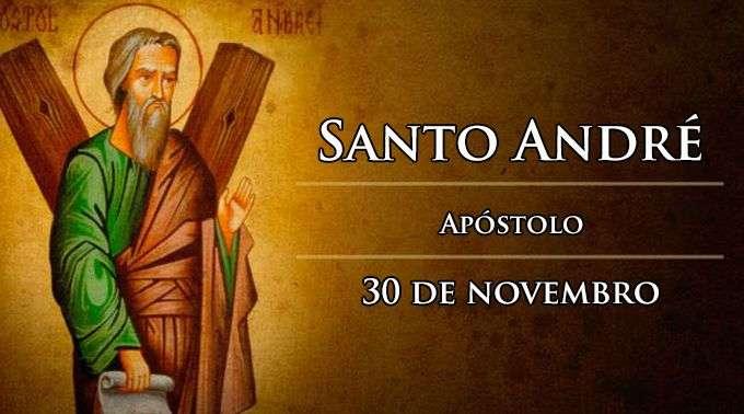 Momento Catequético: Santo André, Apóstolo . Festa