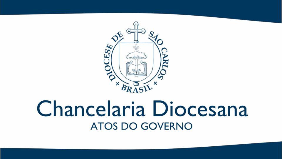 Atos do Governo Diocesano