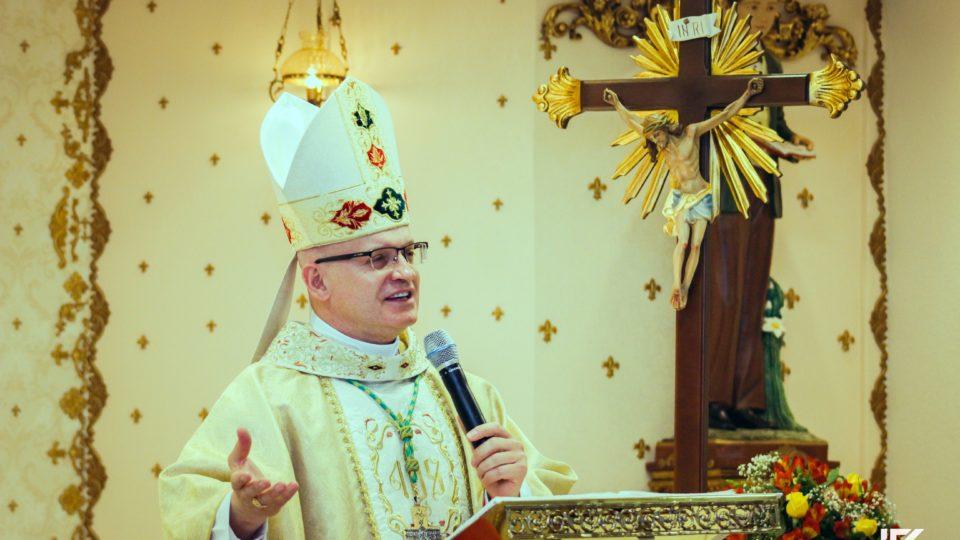 Papa Francisco oficializa Dom Eduardo Malaspina como Administrador Diocesano