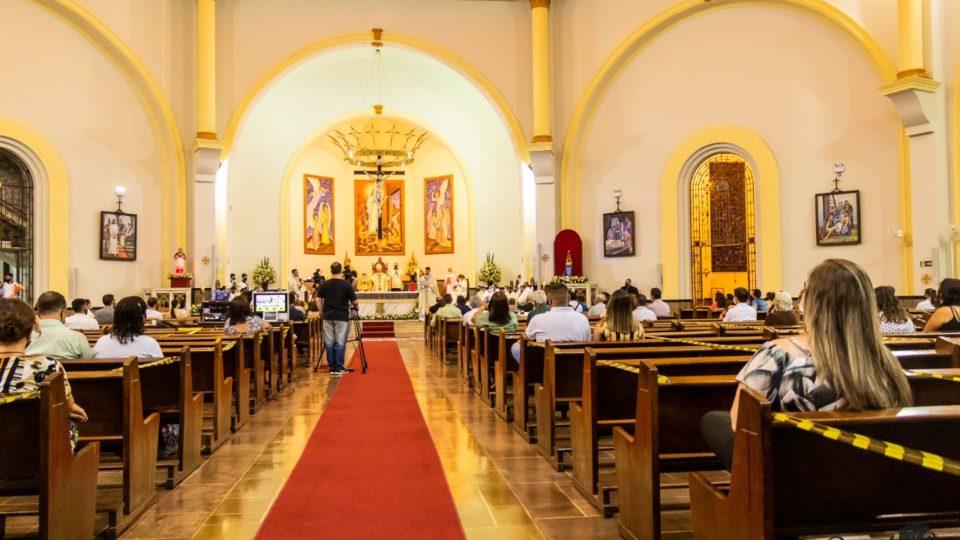 Diocese de São Carlos atualiza orientações sobre a Fase Vermelha