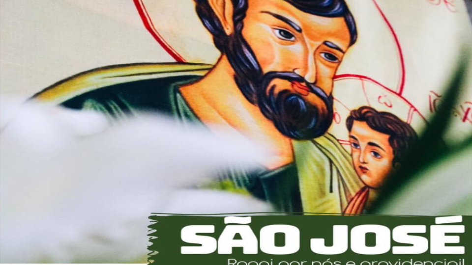 Reze conosco o 2º dia do tríduo de São José