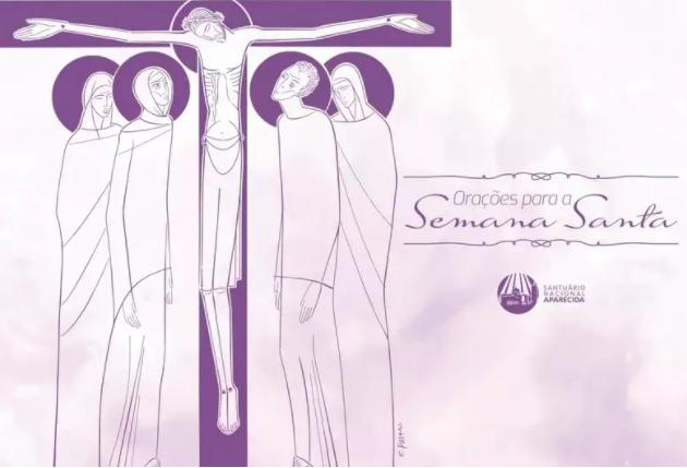 Baixe agora o livro de orações para a Semana Santa
