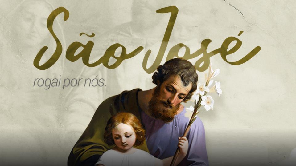 Reze conosco o 1º dia do tríduo de São José