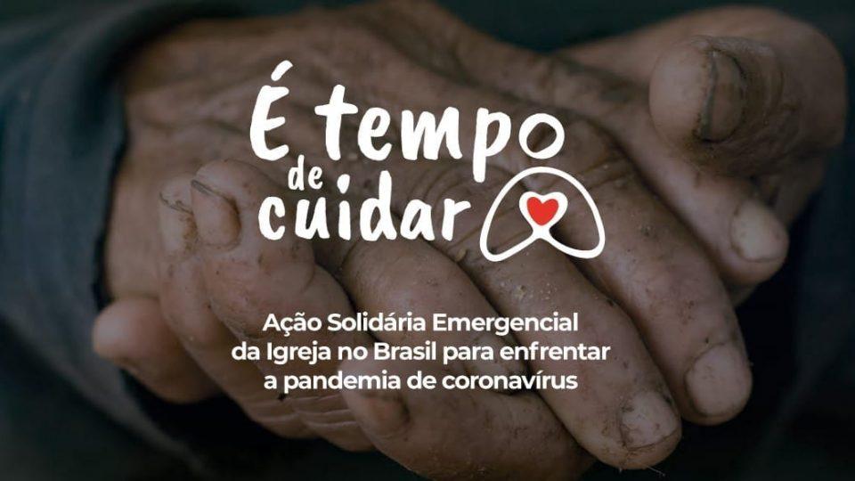 """SEGUNDA FASE DA AÇÃO """"É TEMPO DE CUIDAR' SERÁ LANÇADA NO DOMINGO DA MISERICÓRDIA"""