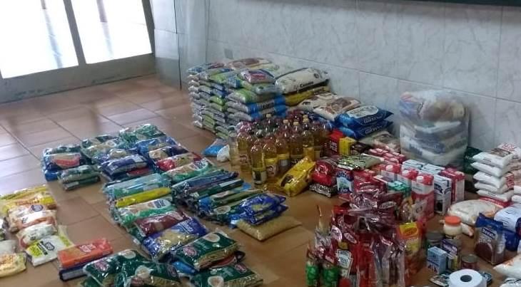 Gesto de caridade em Mineiros do Tietê