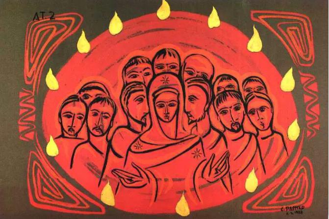 """Pentecostes: """"Onde parece haver divisão, o Espírito Santo traz a união"""""""