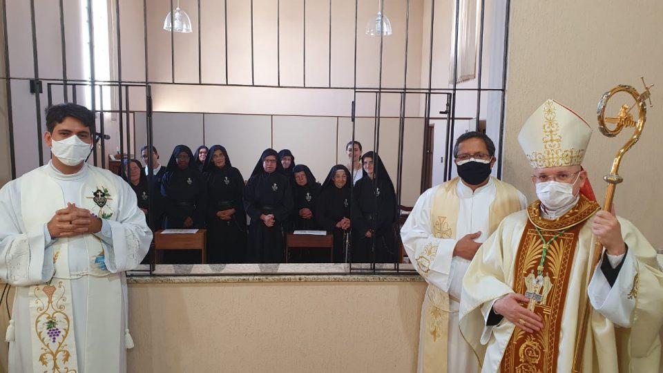 Missa em ação de graças pelos 250 anos da Congregação das Irmãs Passionistas