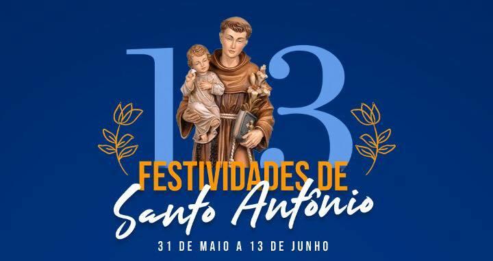 Programação religiosa e festiva na Paróquia de Santo Antônio em Jaú