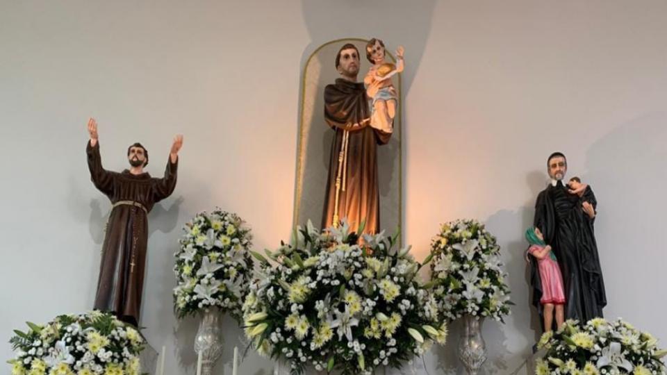 Solidariedade e amor ao próximo na Festa de Santo Antônio de Itápolis