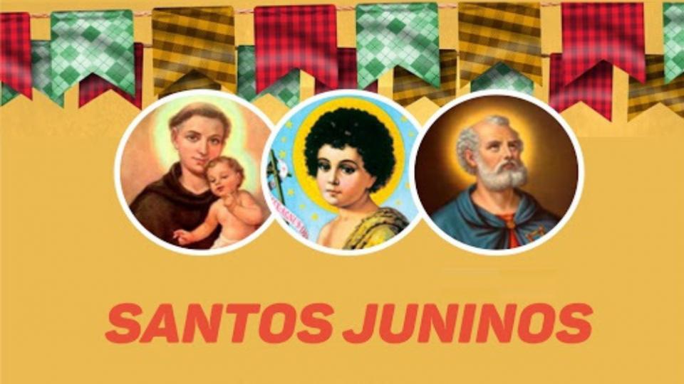 OS QUERIDOS SANTOS JUNINOS