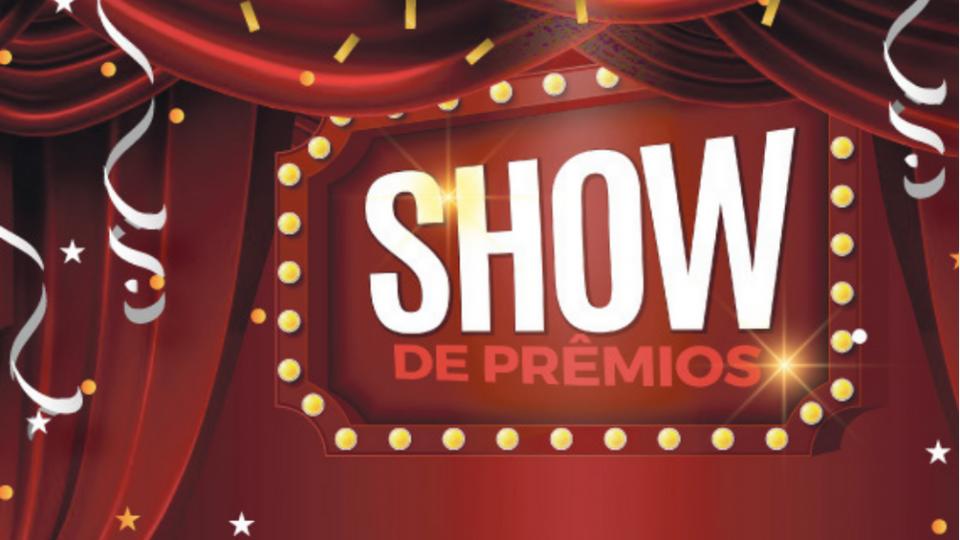 Show de Prêmios em prol da Paróquia São Benedito de Itápolis