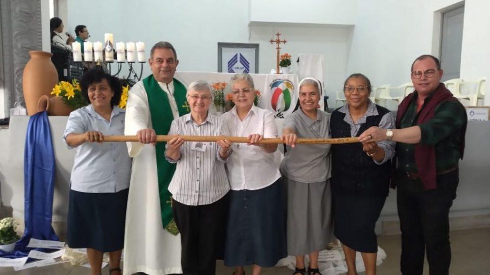 Conferência dos Religiosos do Regional São Paulo, elege nova coordenação para o triênio 2021-2024