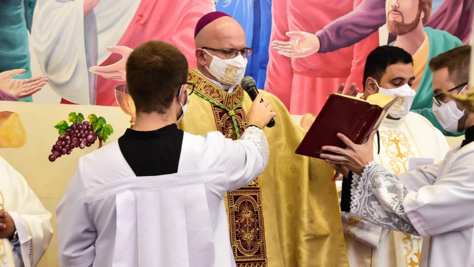 Missa Solene marca o centenário de criação da Paróquia São Sebastião de Borborema