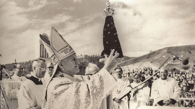 História de Nossa Senhora Aparecida com Tereza Pasin