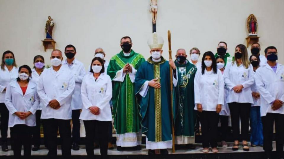 Novos Ministros são instituídos na Paróquia Nossa Senhora de Guadalupe