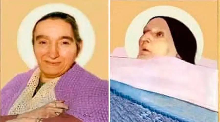 Leigas com deficiência física em processo de beatificação